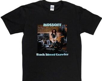 Kossoff Back Street Crawler T-shirt