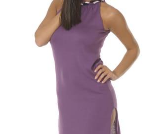 Ladies dress with shallow Blaga