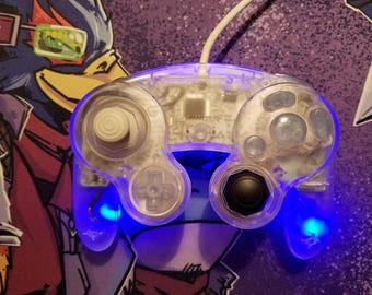Gamecube Controller LED Mod