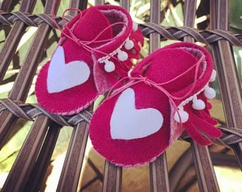 Summer Love Moccasins