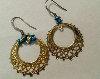 Golden Delight Earrings