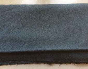 Blue Grey Woollen Cloth