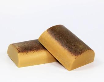 Exfoliating Handmade Soap Bar - Candlelight