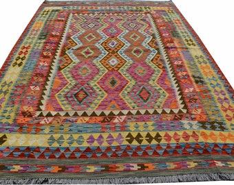 Afghan Kilim Rug persian rug cushion kilim runner rug runners rugs oriental area rug vintage rug moroccan rug rugs kilim rugs afghan carpet