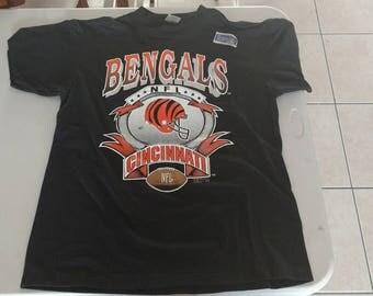90s Cincinnati Bengals vintage t shirt