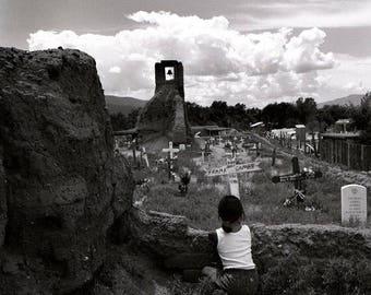 Children's Cemetery, Taos NM
