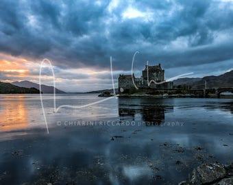 Eilean Donan Castle, Scotland (Digital Photo Download)