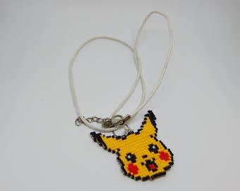 Pokémon Pikachu necklace