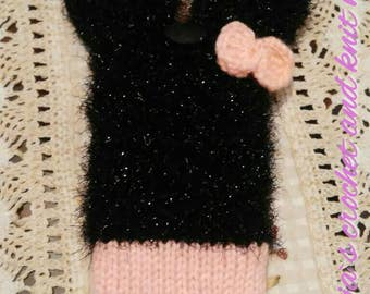 MINNIE MOUSE knitted phone case
