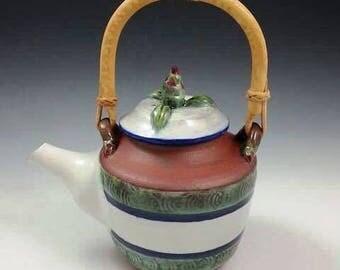 Rhodie Teapot