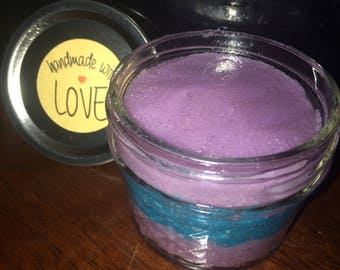 Organic Sugar Smoothing Scrub