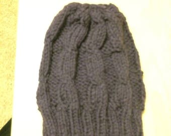 Cable Hat (custom/made to order)