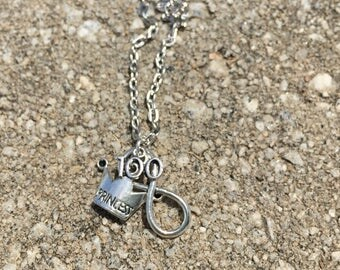 Clexa Necklace (The 100)