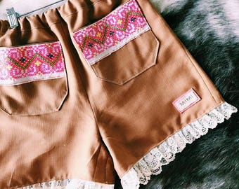 Handmade shorts