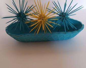 Sweet gum ball bowl