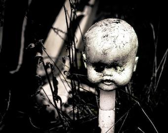 Creepy Doll Photography #1
