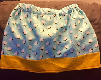 SOLD! Contact for Customs. New skirt listings up soon!