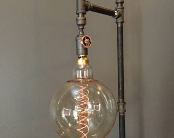 Edison SuperGlobe #202 Floor Lamp