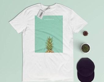Pineapple Short sleeve t-shirt