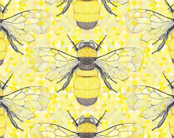 Bumble Bee Postcard Set