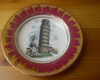 Leaning Tower of Pisa Ashtray