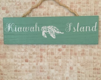 Kiawah Island Sign