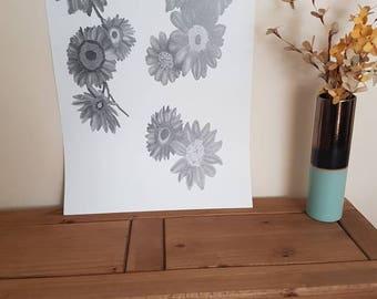 Sunflowers for you 6 (Original)