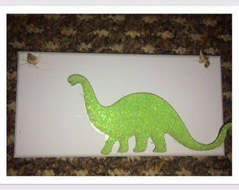 Craft Plaques - Dinosaurs