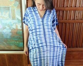 Indigo tiedye