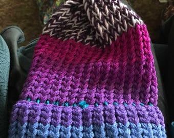 Hodge Podge Toddler Hat