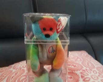 Peace Bear Bean Baby