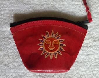 Cin Pouch- Sun