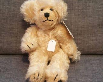 Hand-made Collector's Mohair Teddy Bear