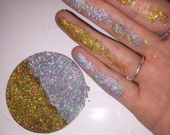 2 moons - 57mm pressed glitter eyeshadow pan