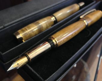 Wood Fountain Pen