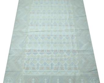 Cotton Dhurrie 6 x 9