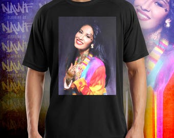 NAWF Ink'd Up Selena (Custom Clothing Line)