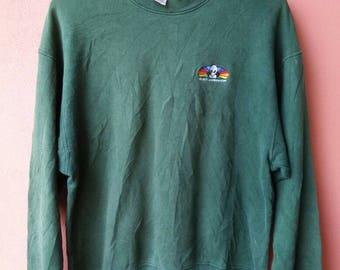 Vintage 90s Alien Workshop Skateboarding Sweatshirt Rare