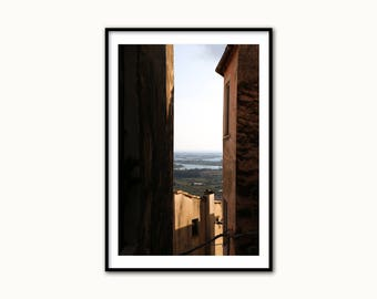 Architecture Photo - Large Wall Art - Home Decor - Architecture Print - Italy Photography - Italian Fine Art Photography - Fine Art Print