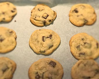 Js Chocolate chip cookies