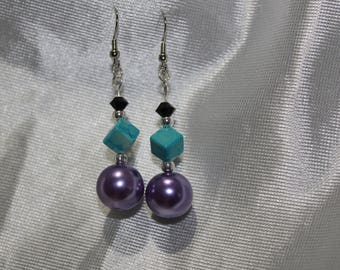 Short Dangle Earrings