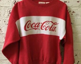 Vintage 1908's Coca Cola Crewneck