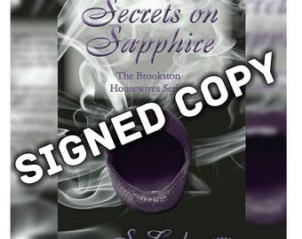 Secrets on Sapphire signed copy