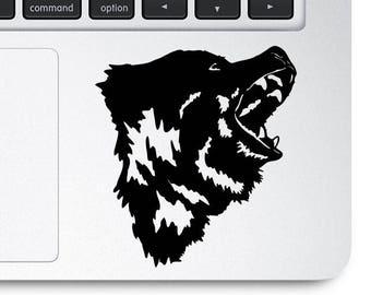 Bear Decal, bear hunting decals, bear archery decals, bear decals trucks, black bear decals,  grizzly bear decals,  bear cub stickers , Bear