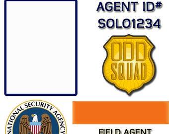 Odd Squad ID