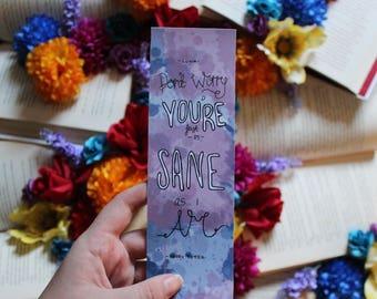 Luna Lovegood Harry Potter Bookmark