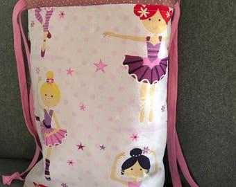 Gym bags sports bag • ballerina •
