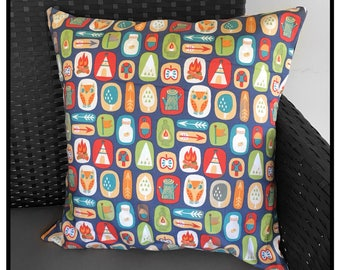 Tents and camping cushion cover