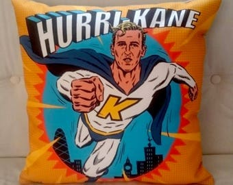 Harry Kane Hurri-kane cushion