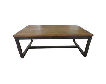 Restored Industrial Coffee Table